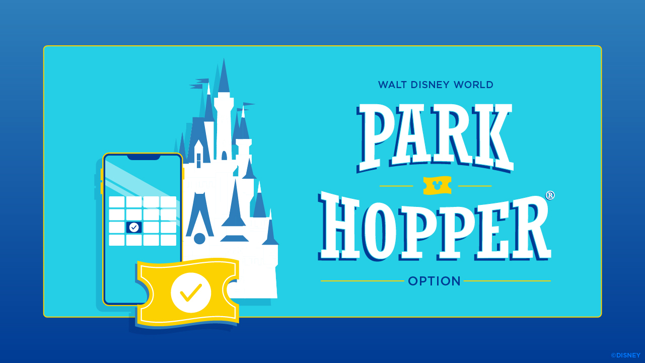 Walt Disney World Park Hopper Option